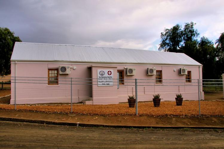 Vanwyksdorp Clinic